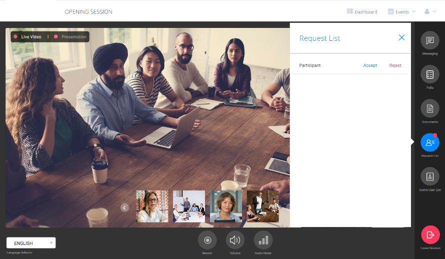 Conference Rental Launches Virtual Meeting Solution for Global Events